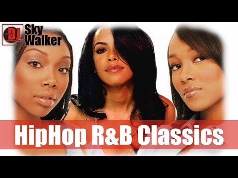 Old School Mix | R&B Hip Hop Classics | 90s 2000s Black Music | Rap Songs | DJ SkyWalker
