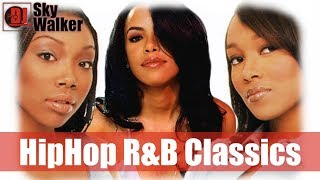 DJ SkyWalker #27 | Old School Mix | R&B Hip Hop Classics | 90s 2000s Black Music Rap Songs