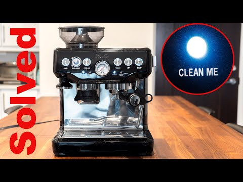 The Breville One Touch Coffeehouse Review Coffeextraction