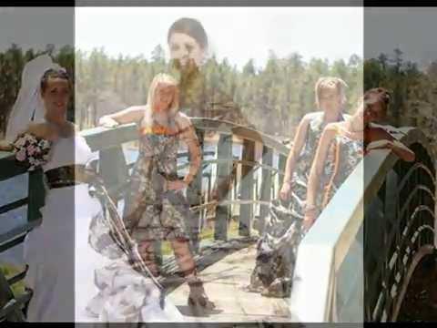 Gbridal Camo Wedding  Dresses Story 5