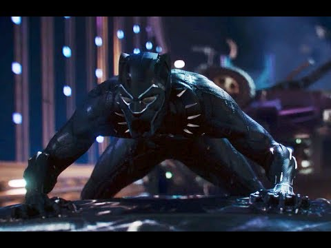 Black Panther Online Castellano