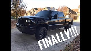 Aguyfromalabama's truck is home!!!