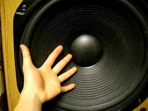 15 inch vintage speakers youtube for 15 inch floor speakers