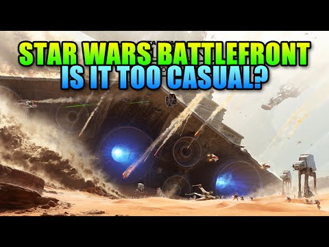 Star Wars Battlefront Beta Review - Is It Too Casual? (LevelCap)