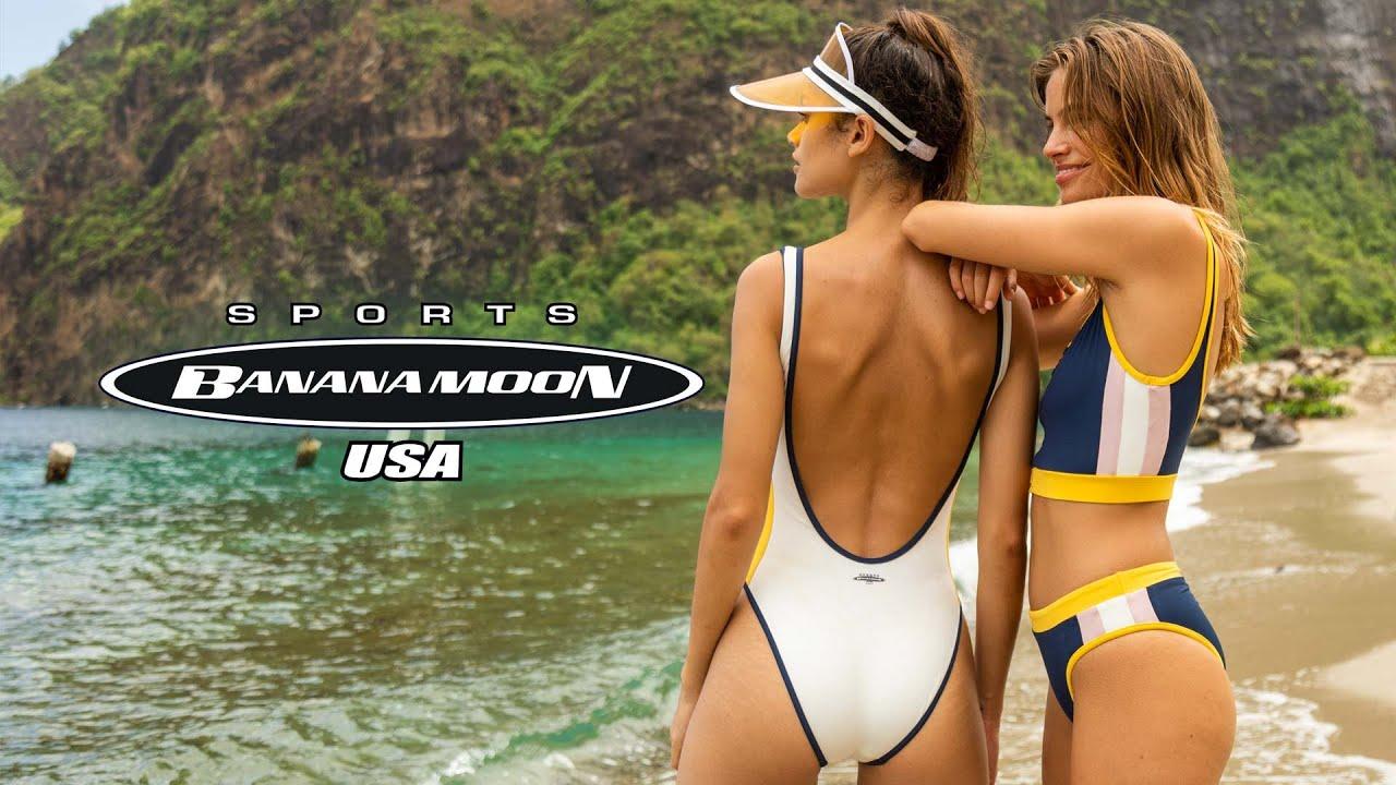 gancho Fuerza maíz  Banana Moon® - Swimsuit & Bikini - Official E-Shop