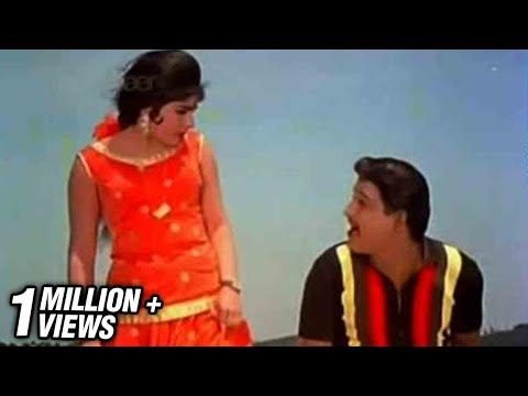 Raja Kannu Pogathedi - Jayalalitha, Ravichandran - Naan - Tamil Classic Song