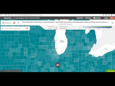U.S. Demographics: The Midwest and Great Plains