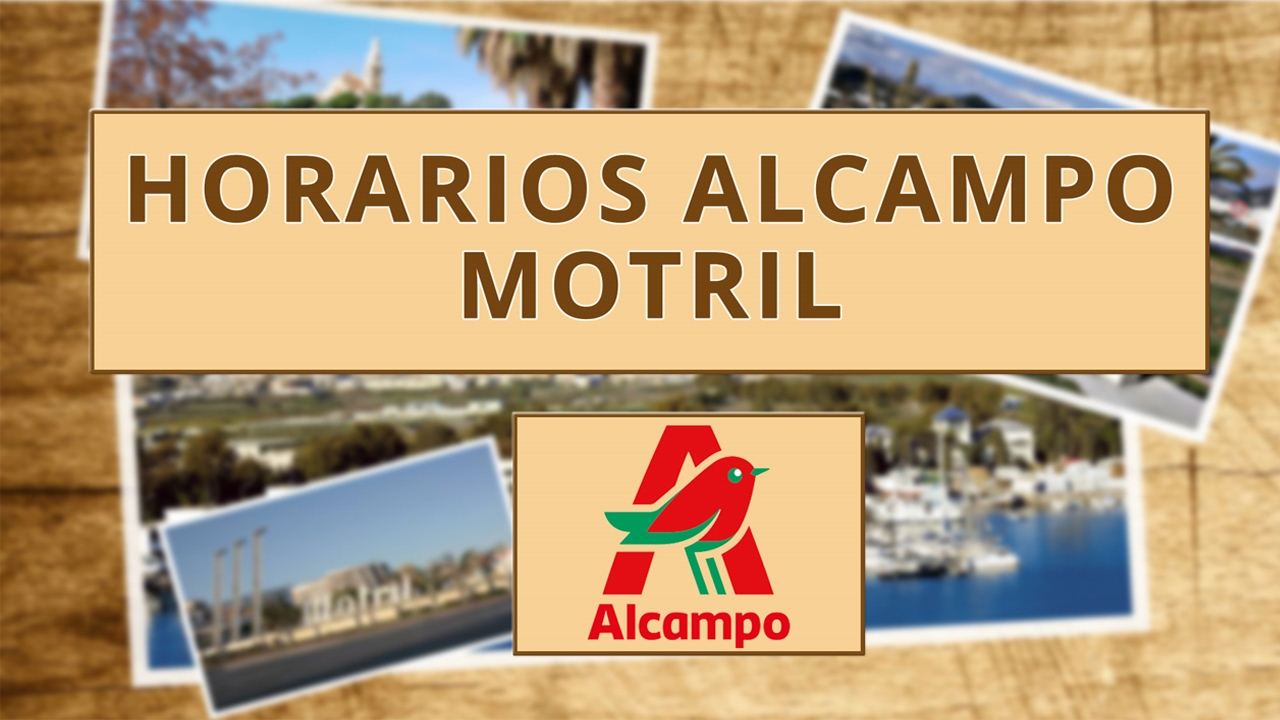 Alcampo Calendario.Alcampo Motril El Horario Del Alcampo De Motril Y Cuando Cierra El Alcampo En Motril
