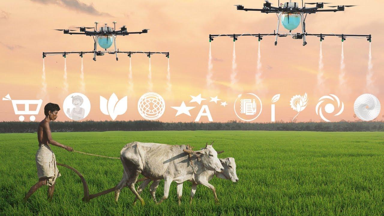 top 10 agritech startups in india helping farmers | prakati india