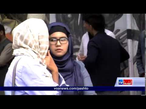 Kabul hosts the new Cactus art cafe for youths . VOA Ashna