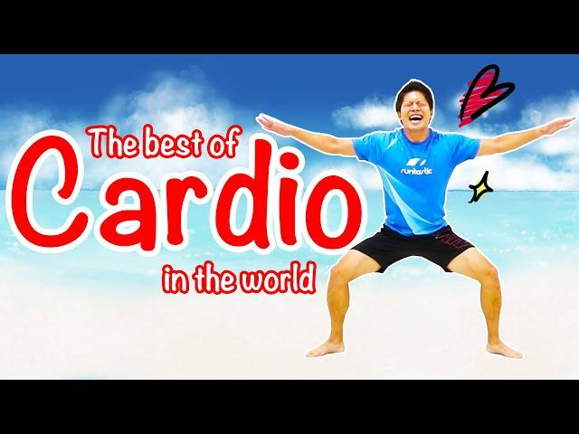 【28分】ダイエット運動はこれだけでOK!滝汗筋トレ+有酸素運動+ストレッチ | Muscle Watching
