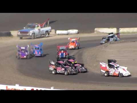 Nodak Speedway Kids Races (Motor Magic Night #2) (9/3/17)
