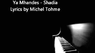 Ya Mhandes   Shadia mp3