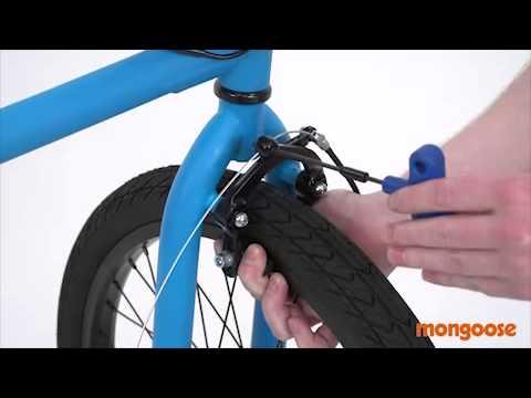 Mongoose Assembly Guide - U-Brake