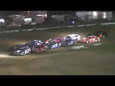 Street Stock Feature | McKean County Raceway | 5-26-16