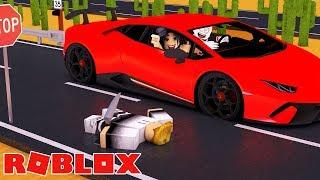 THE SECRET KILLER LIES ON THE STREET!! - Roblox