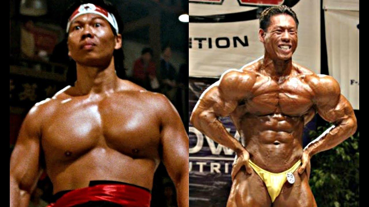 Bolo Yeung Bodybuilding