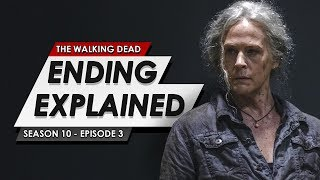The Walking Dead: Season 10: Episode 3 Breakdown & Ending Explained + Episode 4 Predictions