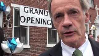 US Sen. Tom Carper Supports Stepping Stones Community FCU.mov