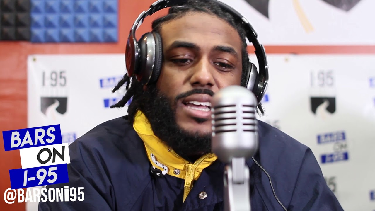 GQ The Prince Freestyles On Bars On I-95