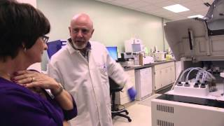 Behind The Scenes - Clinical Laboratory