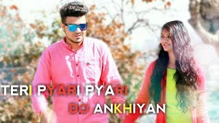 Teri Pyari Pyari Do Ankhiyan Orignol Full Video Song l Sajjna Punjabi Song 2019 l True Love