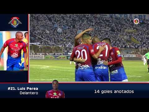 Luis Alberto Perea - Goleador Del Clausura 2018