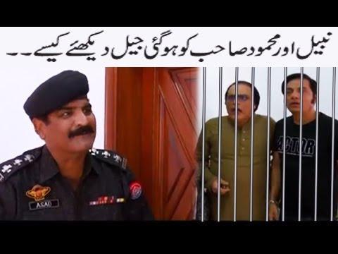 Nabeel Aur Mehmood Sahab Ko Hogaye Jail Dekhiye Kese thumbnail