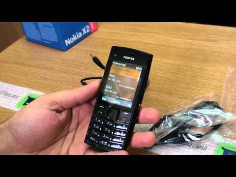 Nokia X2-02 review HD ( in Romana ) - www.TelefonulTau.eu -
