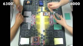 Yu-Gi-Oh! Gameplay/Commentary Andrew vs David