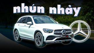 Đánh giá Mercedes Benz GLC 300 của Quang Hải, Duy Mạnh