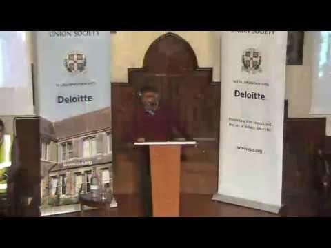 Moazzamm Begg | The Cambridge Union