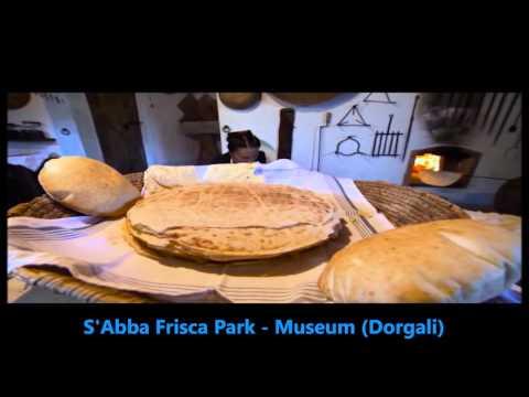 Sardinian bread making in Dorgali