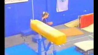 Gymnastics - 1998 Australia Cup Part 2 - Pommel, Womens Vault