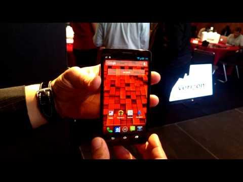 Motorola Droid Maxx hands on