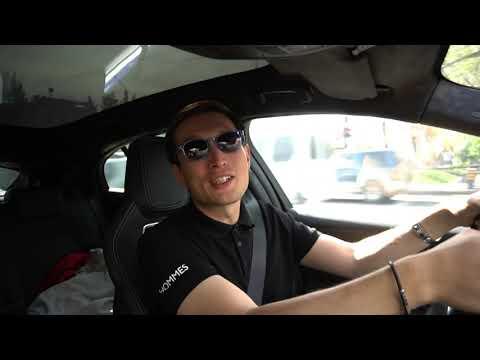 Между городами на электромобиле Jaguar I-PACE: часть 1