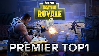 Fortnite BR #2 : Premier top1