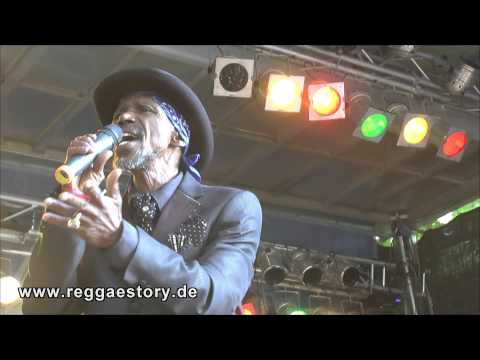 Errol Dunkley - 7/7 - OK Fred - Reggae Jam 2014