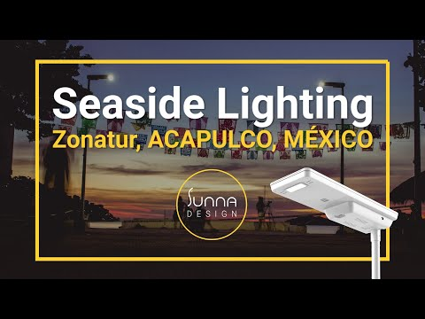 🇫🇷 Sunna Design for Zonatur, Acapulco 🇲🇽