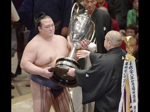 Kisenosato Tribute January 2017 第72代横綱 稀勢の里 寛