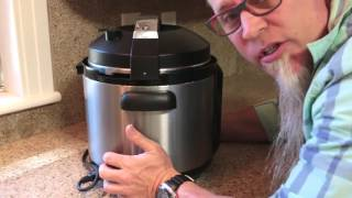 Cuisinart Pressure Cooker Review and GAW
