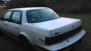 1990 Buick Century Custom (Mobile, Alabama)