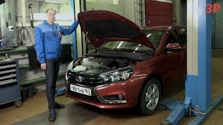 видео Двигатель ВАЗ 21179: технические характеристики, особенности и отзывы