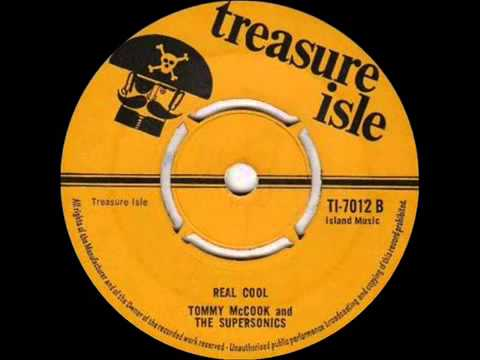 Tommy McCook and The Supersonics-Real Cool