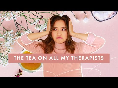SPILLING THE TEA ON ALL MY THERAPISTS