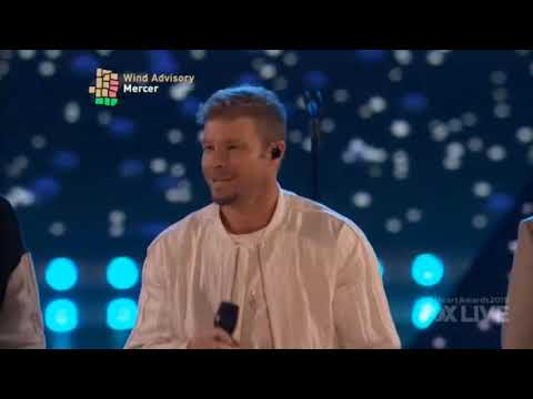 Backstreet Boys No PlaceI Want It That Way  iHeartRadio 2019