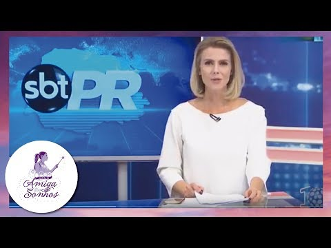 NOTÍCIA   IAS ajuda mulheres carentes - SBT Paraná 26.04.18