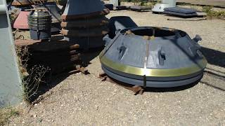 Дробилка конусная купить брони со склада в РФ Расходные и ремонт