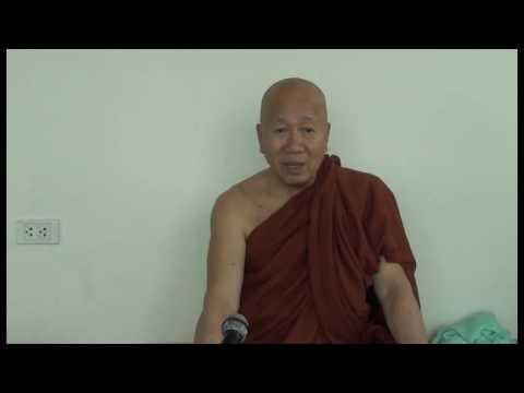 Sư Khánh Hỷ hướng dẫn khóa thiền Vipassanā - Hà Nội ngày 27/5/2016 (phần 2)