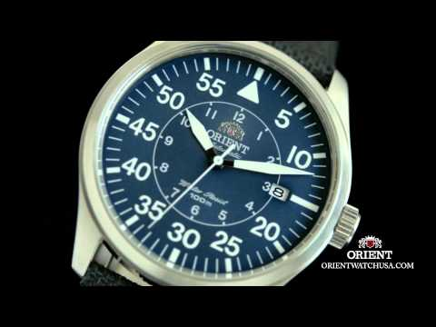 Orient Flight Automatic Pilot Sport Watch